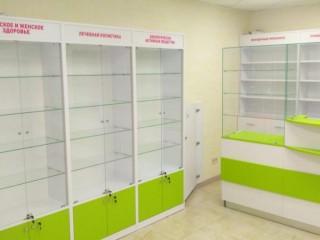 Мебель для сети аптек в Одессе