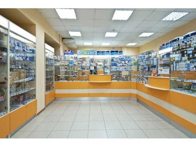 Производитель мебели в аптеку