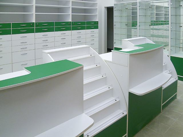 Мебель для аптек Измаил