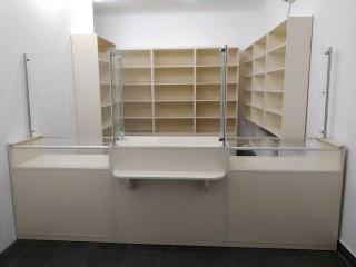 Изготовление мебели для аптек