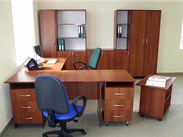 Изготовление мебели для офиса в Одессе