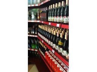 Оборудование для магазина алкогольной продукции