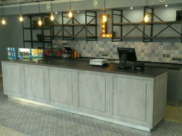 Мебель для кафе на заказ в Одессе