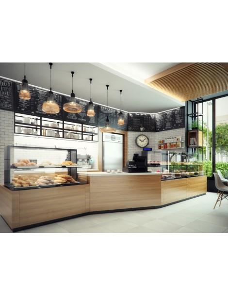 Торговая мебель на заказ для кафе,баров и ресторанов в Одессе от Торгпроект