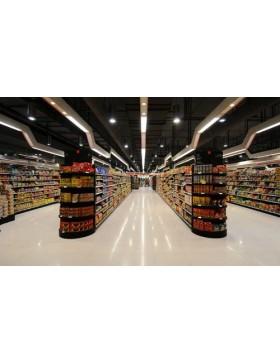 Стеллажи торговые для магазинов и супермаркетов в Виннице от Торгпроект