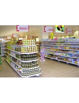 Стеллаж торговый для продуктового магазина, одежды или спорт товаров Чернигов