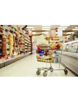 Стеллажи торговые металлические для магазинов в Харькове - разновидность торгового оборудования
