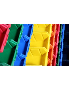 Боксы пластиковые для стеллажа метизного в Кривом Роге