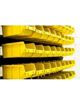 Контейнеры пластиковые для фитингов, сантехники и сверла на склад и в магазин Мариуполь