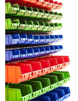 Ячейки пластиковые для мелких штучных товаров в магазин или на склад в Одессе