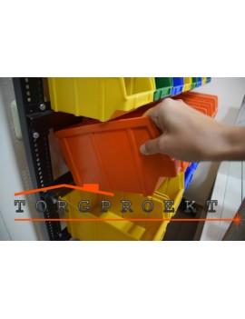 Ящики пластиковые для металлических штучных изделий в Полтаве