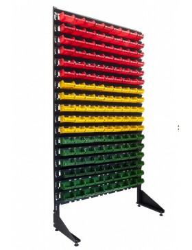 Стеллаж метизный на 153 ящика для мелких крепежей