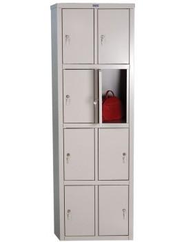 Шкаф для раздевалки LS (LE) 24
