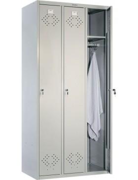 Шкаф для раздевалки LS (LE) 31