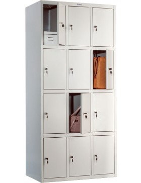 Шкаф для раздевалки LS (LE) 34