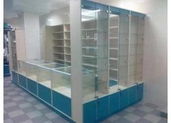 Торговые витрины под заказ в Одессе