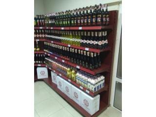 Стеллажи под алкоголь купить в Одессе