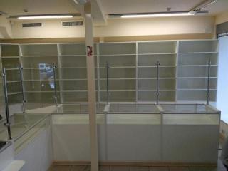Мебель для аптек на заказ в Одессе