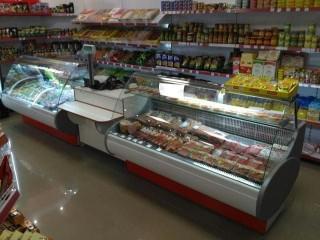 Холодильные витрины купить в Одессе