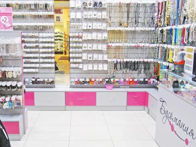 Экономпанели для магазина косметики и бижутерии