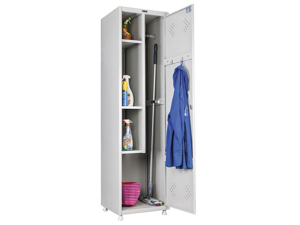 металлический шкаф для раздевалки