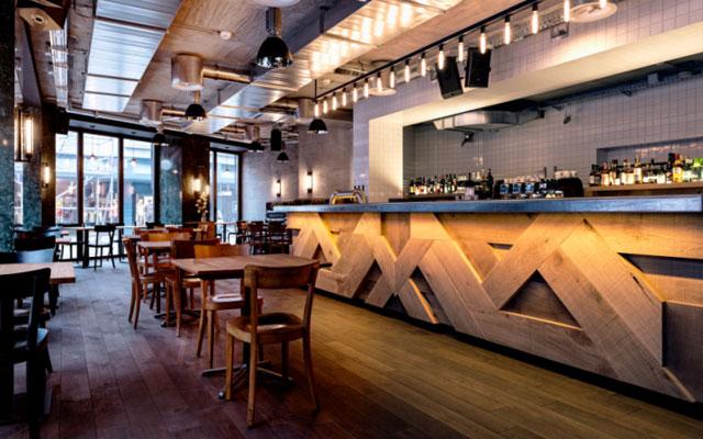 Мебель на заказ для баров, кафе и ресторанов