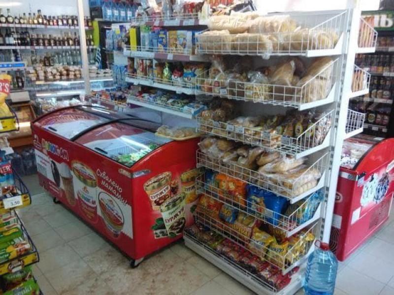 стеллажи торговые Харьков оборудование для магазинов
