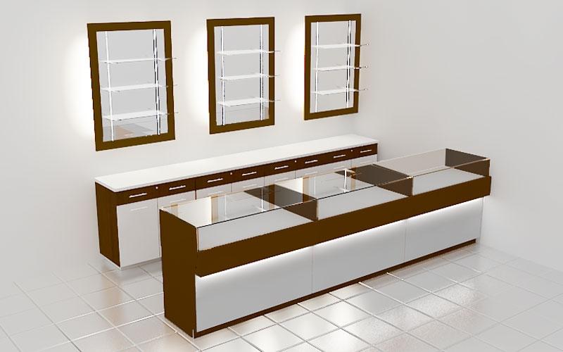 торговая мебель на заказ кривой рог