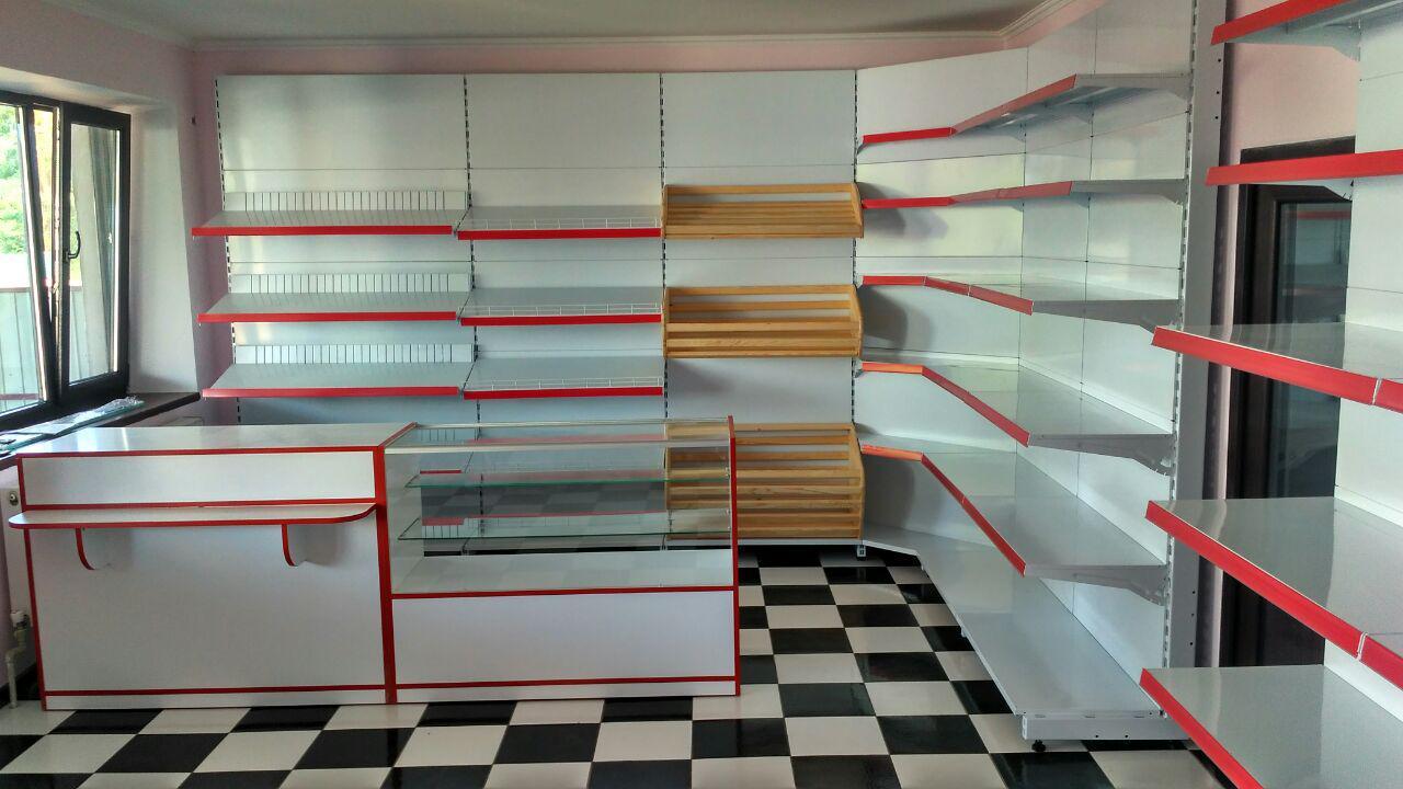 Стеллажи для магазинов в Одессе
