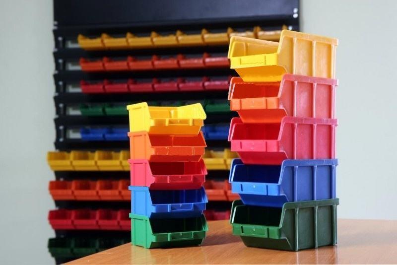 купить пластиковые ящики для метизов запорожье