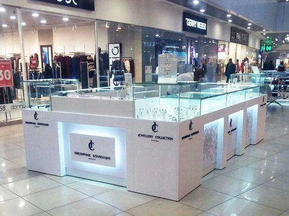 Торговая мебель для магазинов на заказ в Одессе